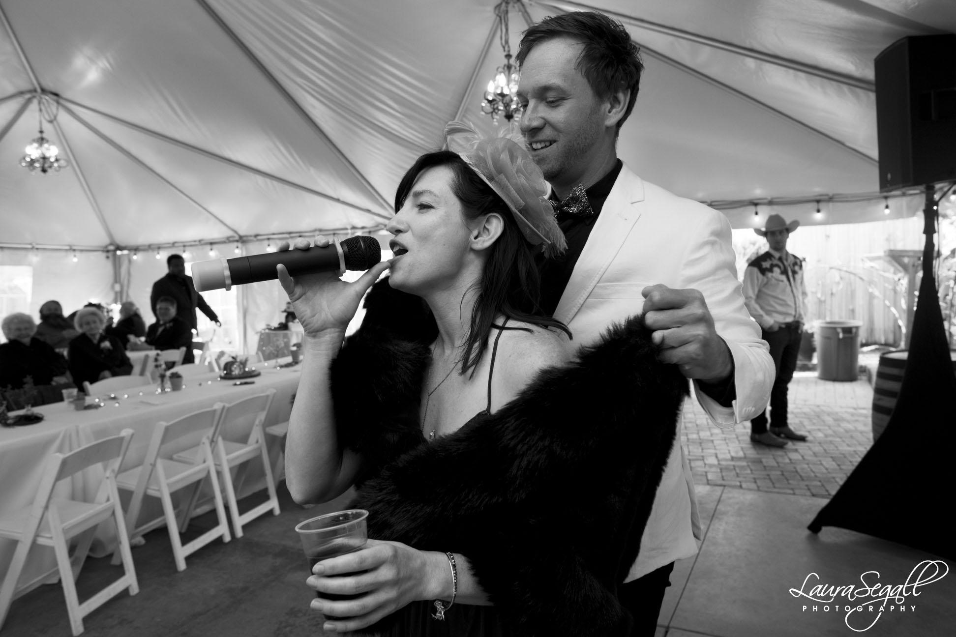 Sedona Sky Ranch Lodge wedding