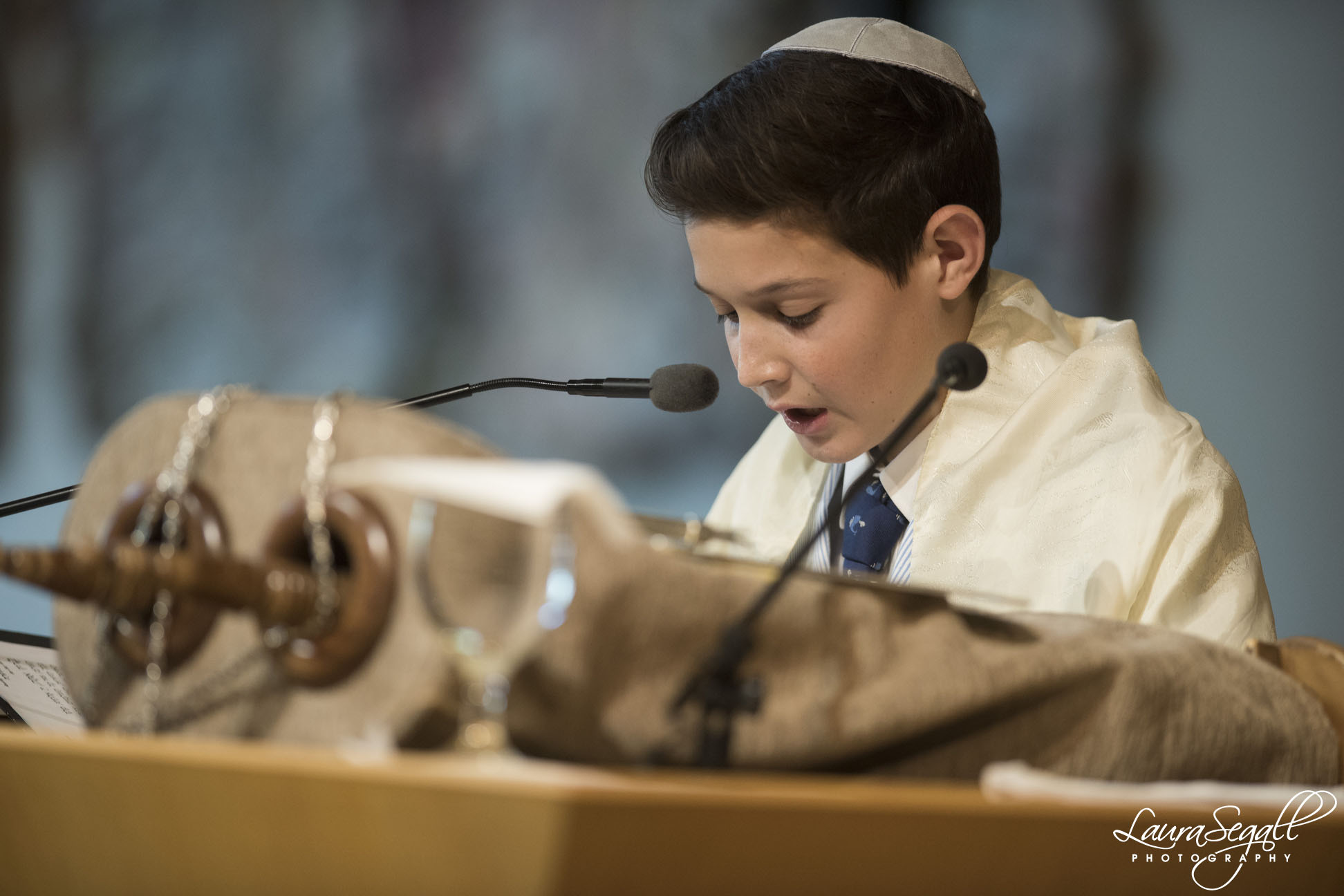 Temple Solel Bar Mitzvah photography
