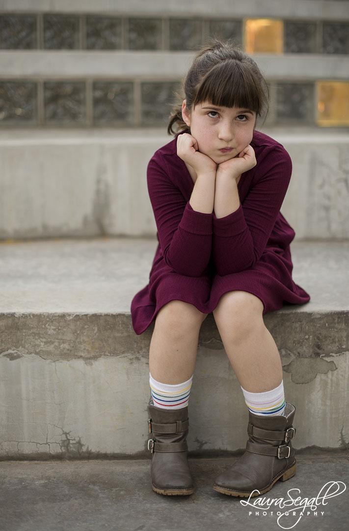 expressive portrait photography