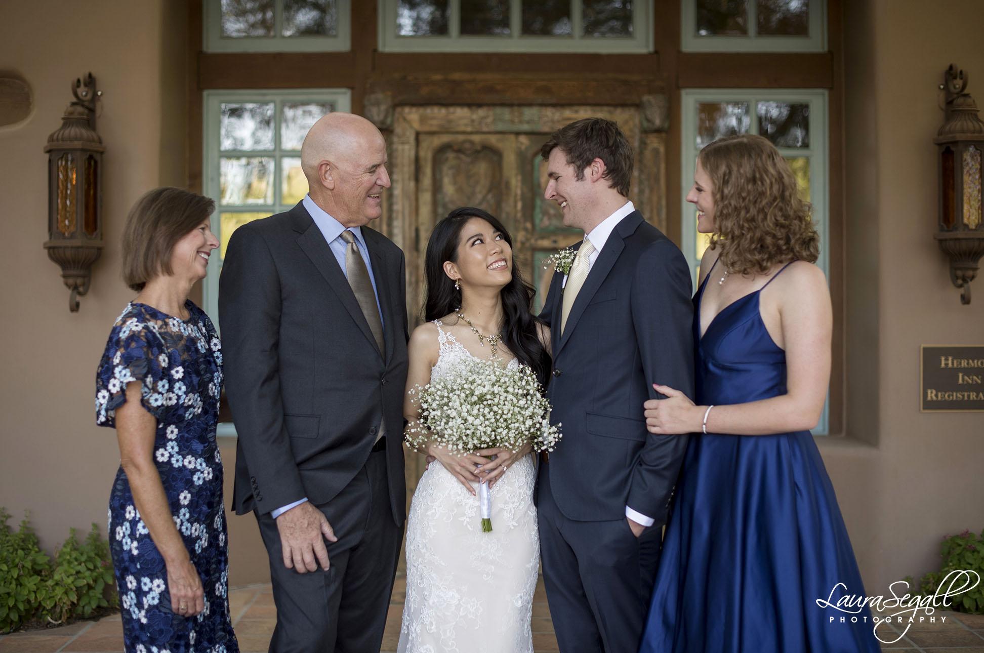 The Hermosa Inn wedding photographer