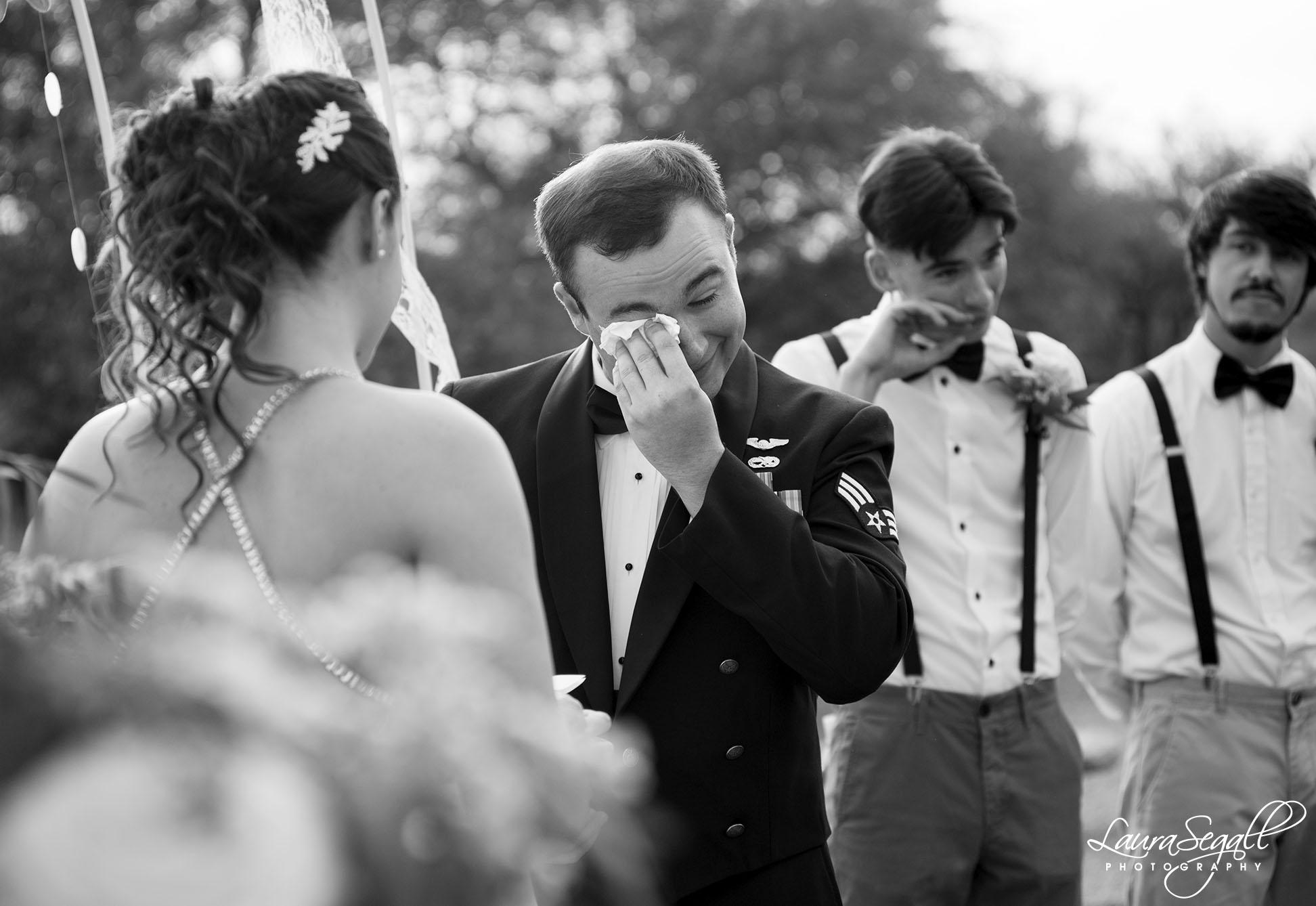 New River, Arizona wedding