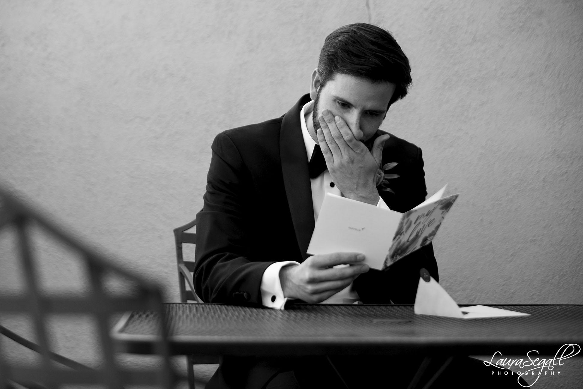 groom's letter