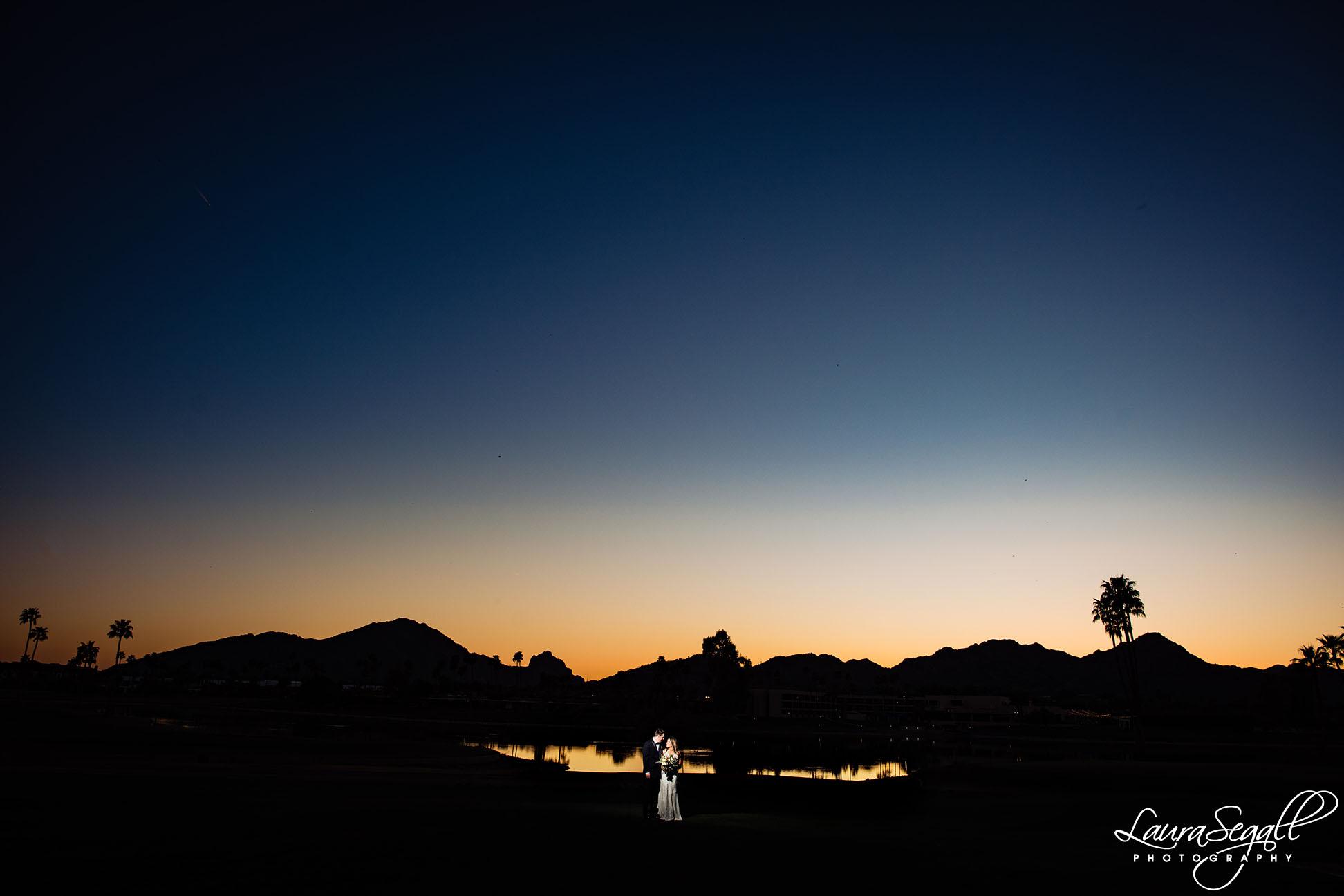 McCormick Ranch Golf Club wedding Scottsdale