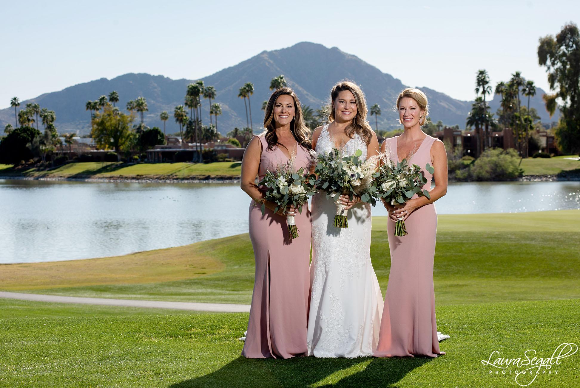 bridemaids portraits