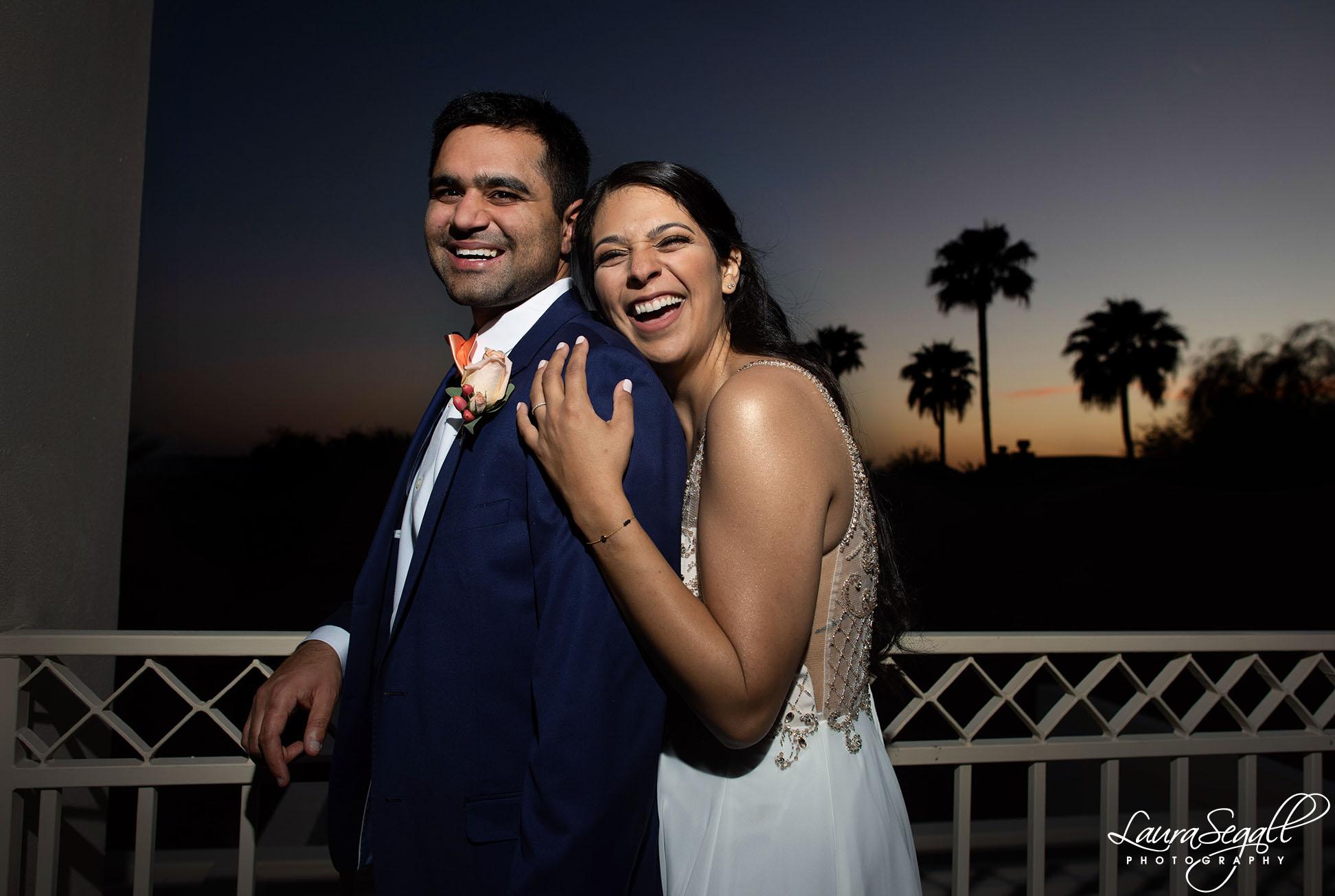 The Phoenician luxury resort Scottsdale wedding