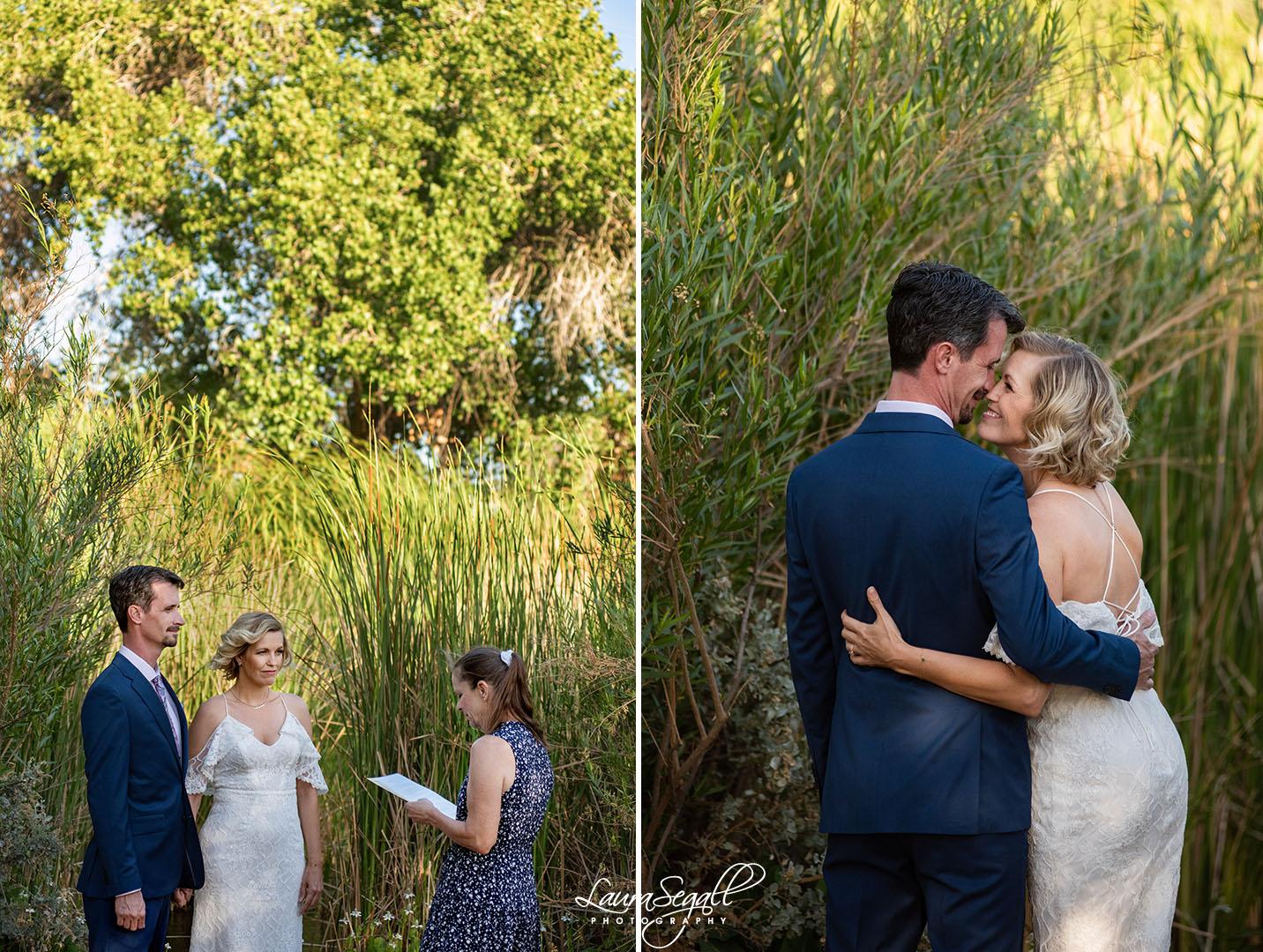 Desert Botanical Garden elopement