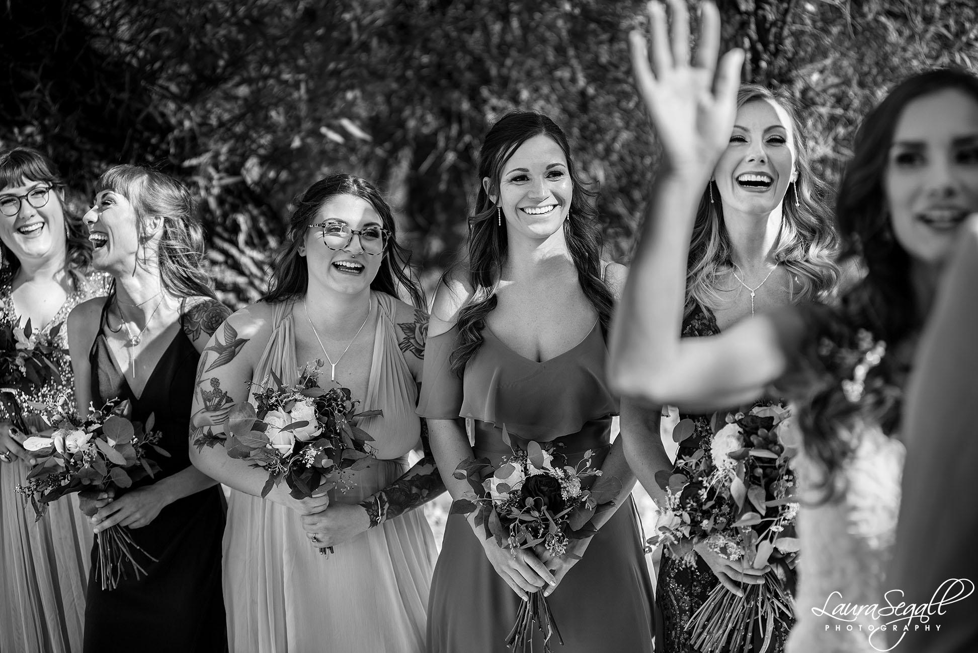 laugh wedding ceremony