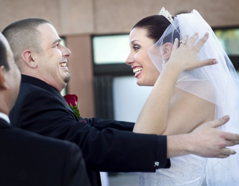 Millennium Resort Scottsdale wedding