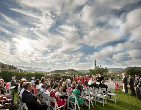 Foothills Golf Club wedding Ahwatukee