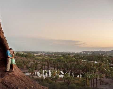Papago Park Portrait session