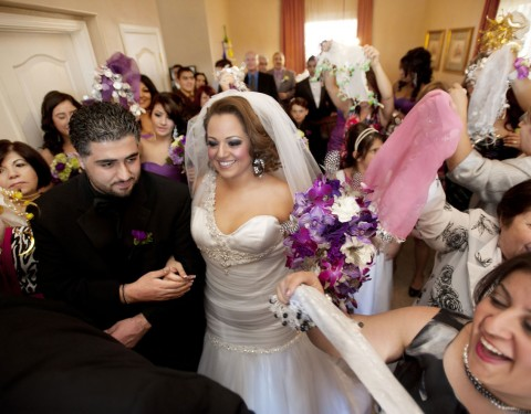 Assyrian wedding