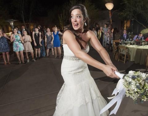 Desert Botanical Garden wedding