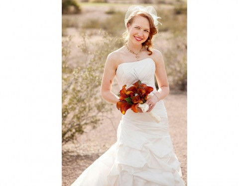 Phoenix Arizona wedding photography Papago Park
