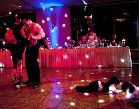 Troon North Golf Club wedding parent dance