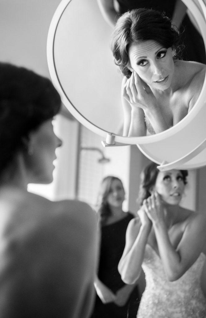 bridal reflections mirroe