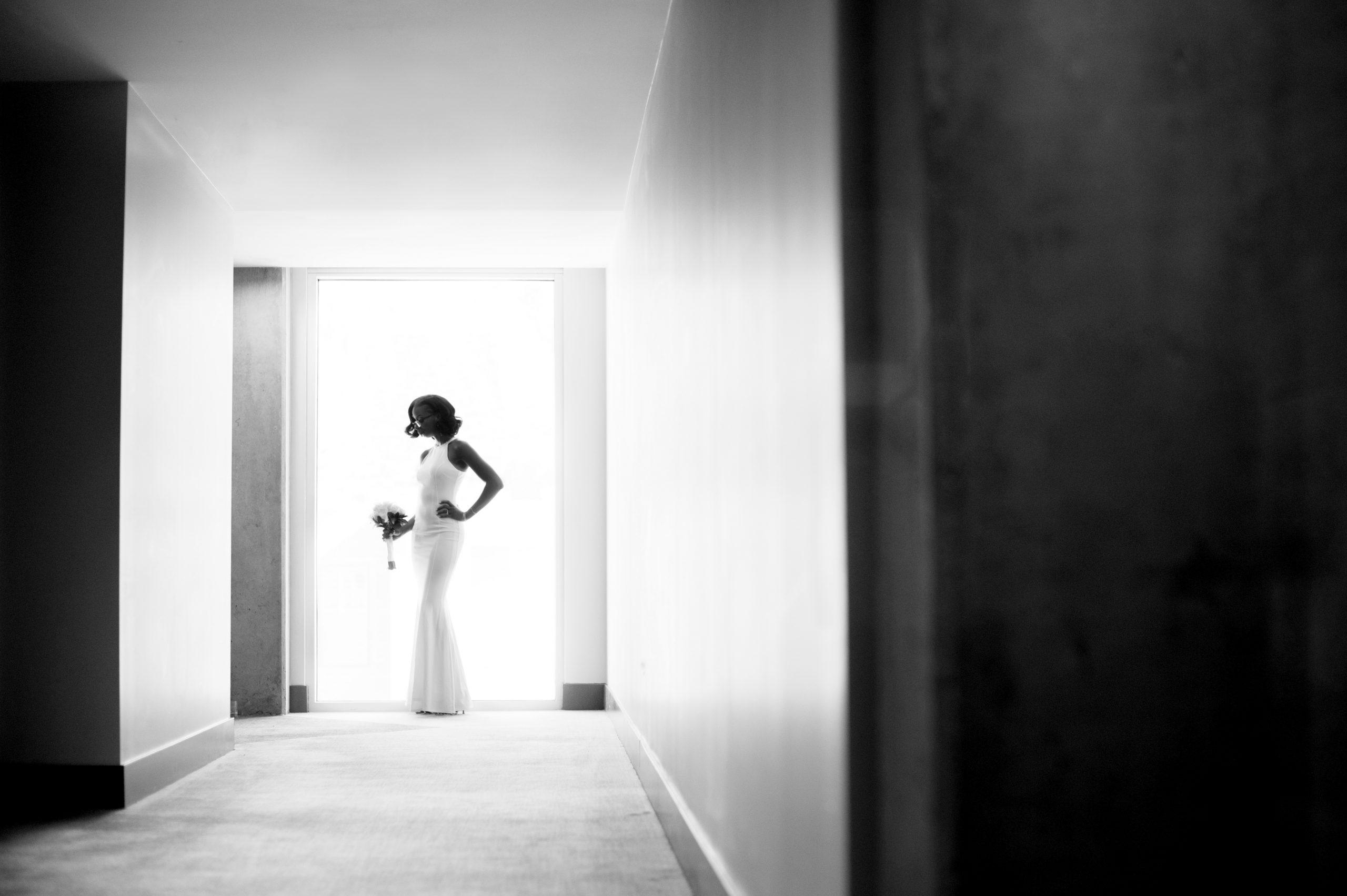 Mountain Shadows Resort bride