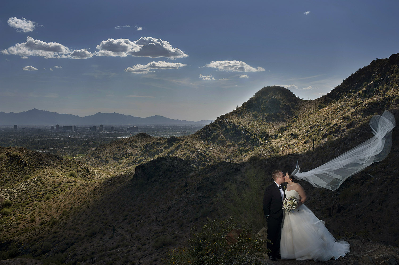 Phoenix Mountain Preserve portraits