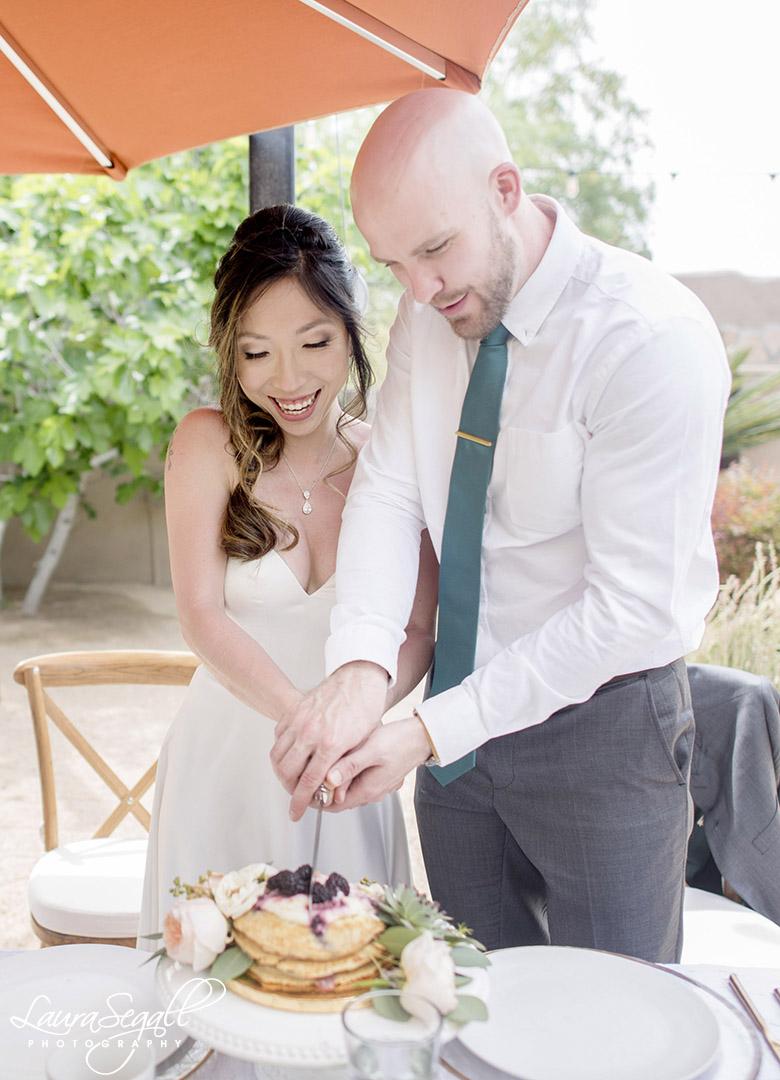 Boulders Resort wedding pictures