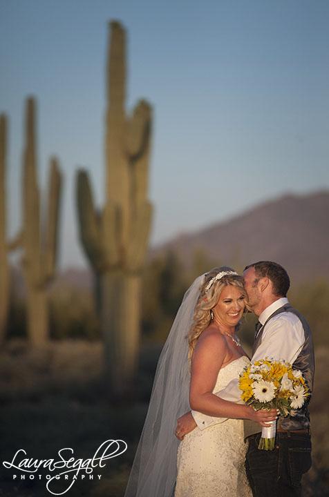 Desert Foothills wedding venue