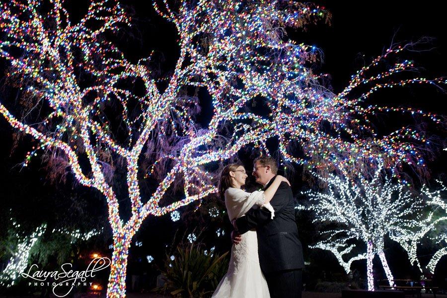 Phoenix Zoo wedding