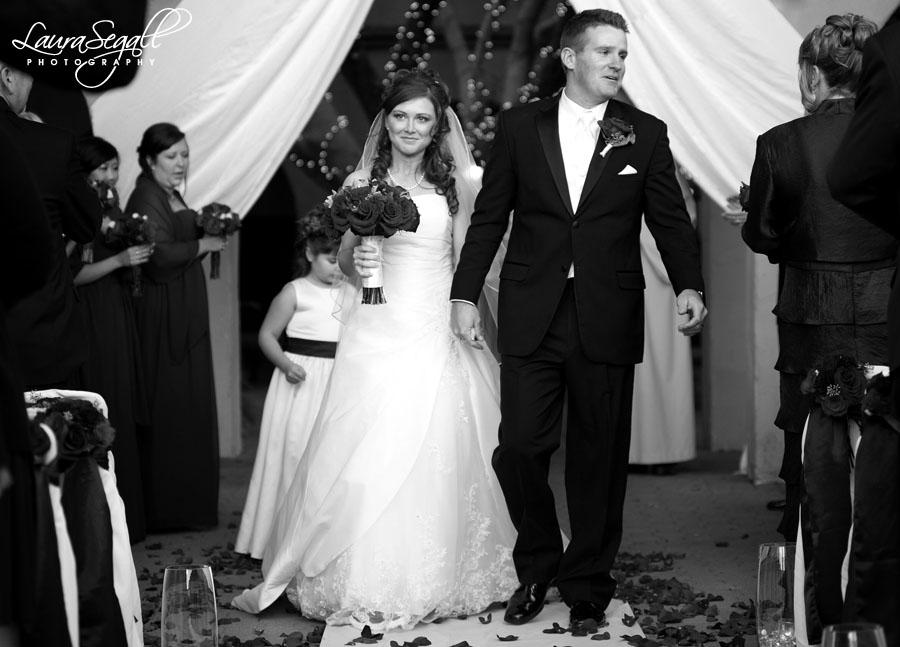 Phoenix wedding ceremony